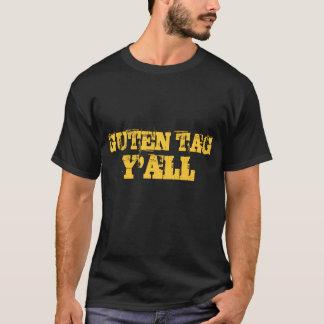 Camiseta Tag de Guten, você: Hillbilly alemão customizável