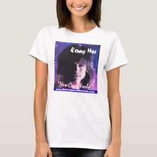 """Camiseta Tag do cobrir n RRs do Mac """" NCW """" de w Kenny da"""