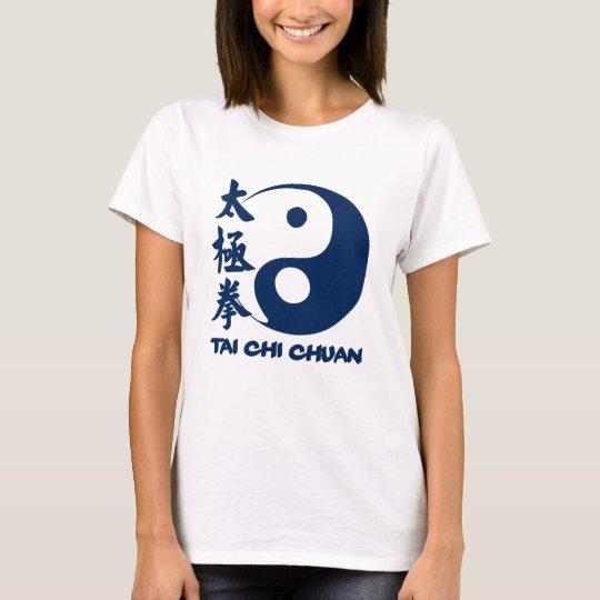 Camiseta Tai Chi Chuan Woman T-shirt