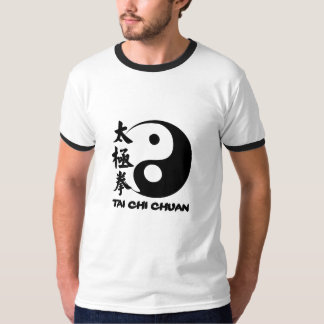 Camiseta Tai Chi T-shirt for training 3