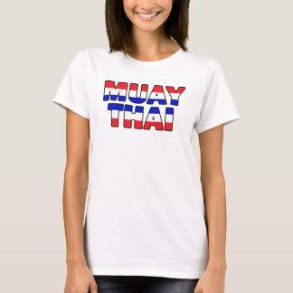 Camiseta Tailandês de Muay