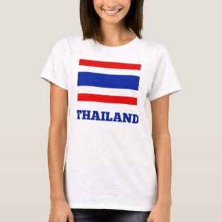 Camiseta Tailândia, bandeira de Tailândia