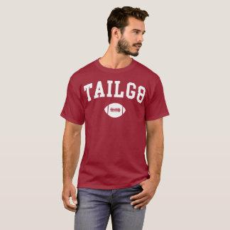 Camiseta Tailg8 com futebol ilustrado