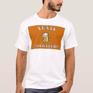 Camiseta tailgaters de texas