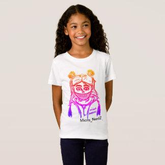 Camiseta Tamanho L do tshirt de Micro_Nerdz das raparigas