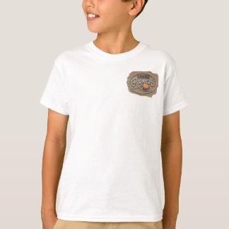Camiseta Tamanho Rufus da criança