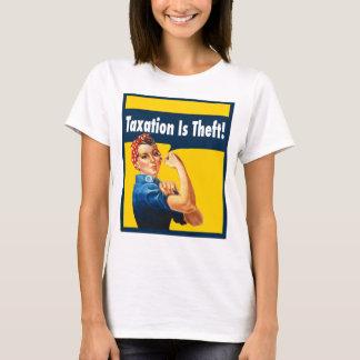 Camiseta Tammy o t-shirt do contribuinte