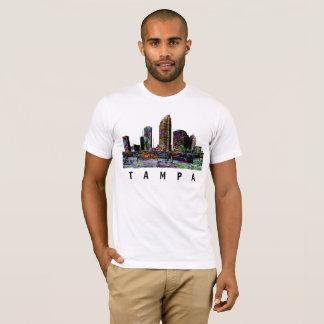 Camiseta Tampa nos grafites