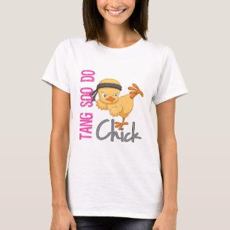 Camiseta Tang Soo faz o pintinho