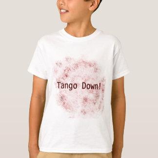 Camiseta Tango para baixo!!