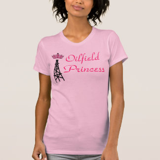 Camiseta Tanktop cor-de-rosa da princesa do campo