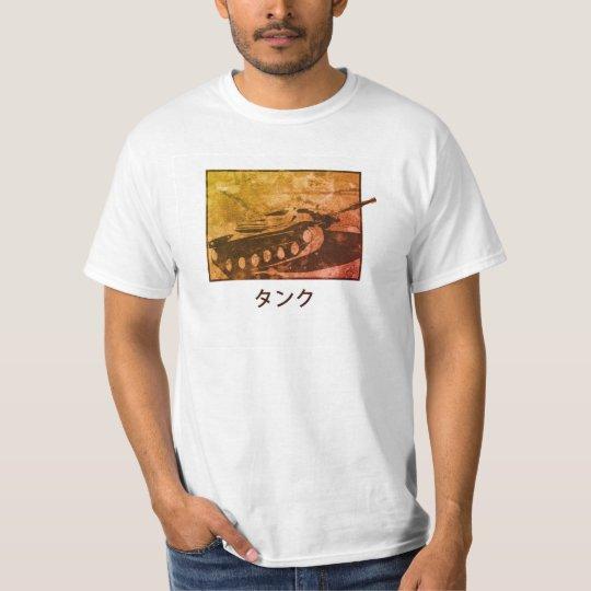 Camiseta Tanku