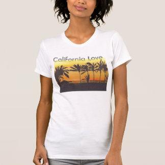 Camiseta Tanque do amor de Califórnia