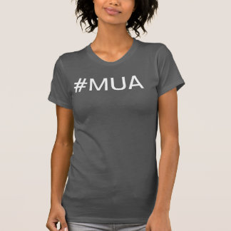 Camiseta Tanque do #MUA