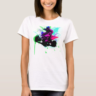 Camiseta Tanque do Splatter