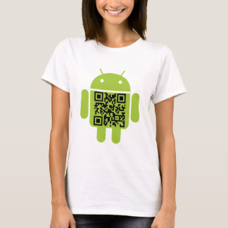 Camiseta Tanque dos espaguetes do Android