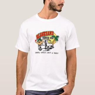 Camiseta Tanque dos homens do gelo do Shave de Blacksand