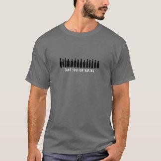 Camiseta Tanque você para o t-shirt de Vaping