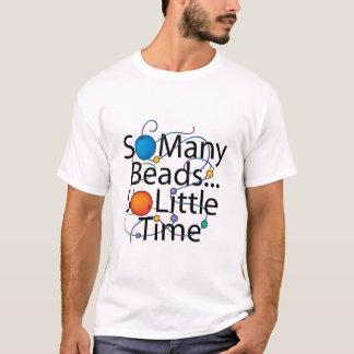 Camiseta Tão muita miçanga