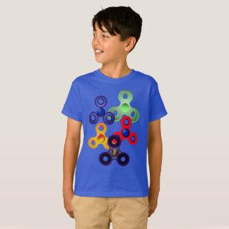 Camiseta Tão muitos giradores