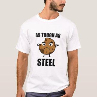 Camiseta Tão resistente quanto o aço