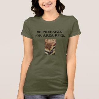 Camiseta Tapetes