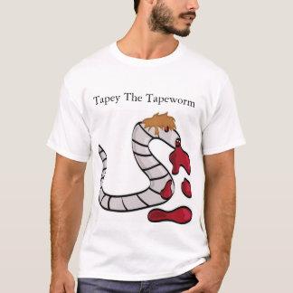Camiseta Tapey o Tapeworm