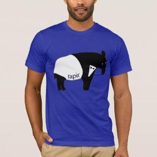 Camiseta Tapir do smoking