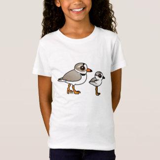 Camiseta Tarambola tranqüila com pintinho