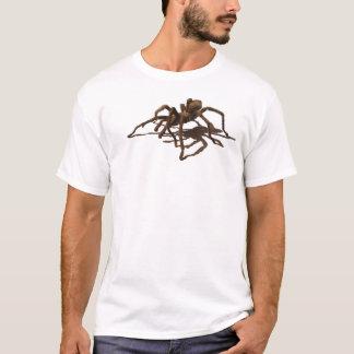 Camiseta Tarantula! Fotografia assustador das aranhas