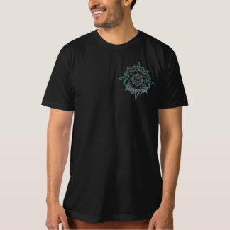 Camiseta Tarpão mau das águas na alga de turquesa