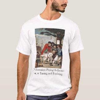 Camiseta Tarring e Feathering