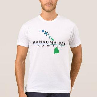 Camiseta Tartaruga das ilhas de Havaí da baía de Hanauma