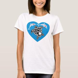 Camiseta Tartaruga de Havaí