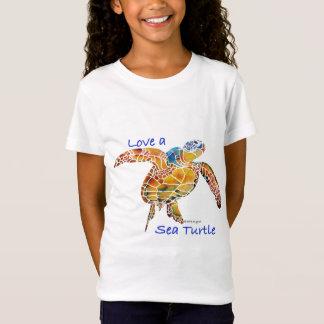 Camiseta Tartaruga de mar