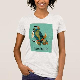 Camiseta Tartaruga de mar australiana animador
