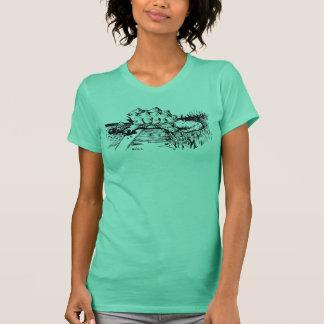 Camiseta Tartaruga de Roadkill
