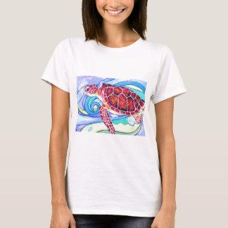 Camiseta Tartaruga de Surfin
