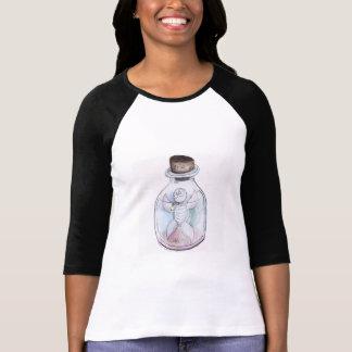 Camiseta Tartaruga em uma garrafa