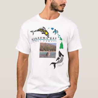 Camiseta Tartaruga Honu das ilhas de Havaí