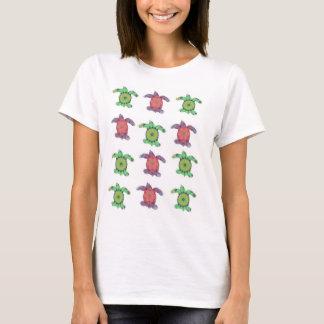 Camiseta Tartarugas