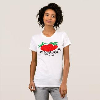 Camiseta Tarte de morangos