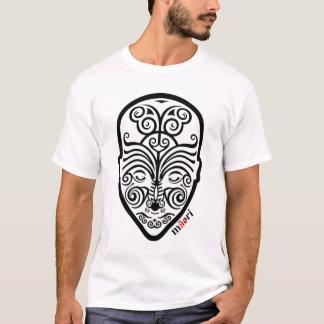 Camiseta Tatuagem maori preto da cara do OPUS