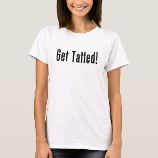 Camiseta Tatuagens
