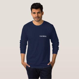 Camiseta Taurus - realista e honesto