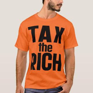 Camiseta Taxe os ricos