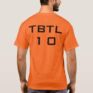 Camiseta TBTL vão marrons