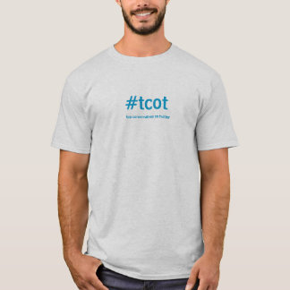 Camiseta #tcot, conservadores superiores no twitter