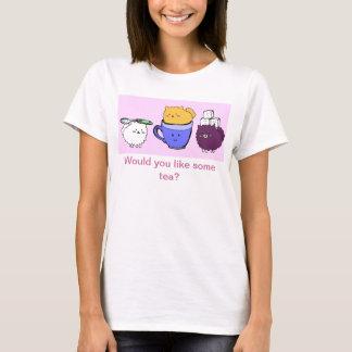 Camiseta Teacup Poms