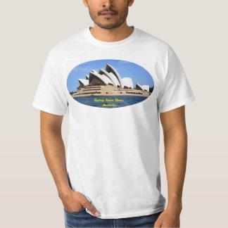 Camiseta Teatro da ópera de Sydney, Austrália